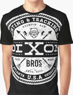 Dixon Bros. - White Version Graphic T-Shirt