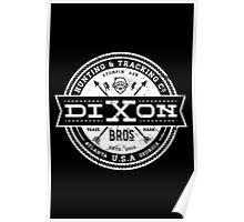 Dixon Bros. - White Version Poster