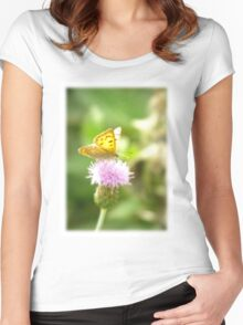 Getting Some Nectar Women's Fitted Scoop T-Shirt
