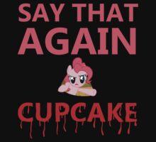 Pinkie Pie Cupcakes by PuffkinsUnited