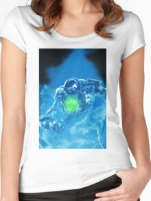 Ice Robot Women's Fitted Scoop T-Shirt