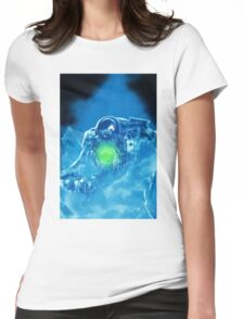 Ice Robot Womens Fitted T-Shirt