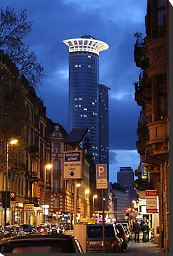 Downtown Frankfurt / Main by karina5