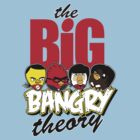 The Big Bangry Theory by zomboy