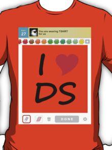 I Heart DS (Light Tshirt) T-Shirt