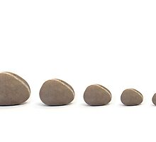 Five Pebbles by Natalie Kinnear