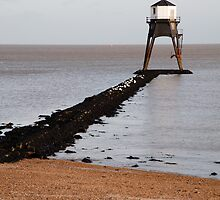Dovercourt Lighthouse by Christopher Cullen