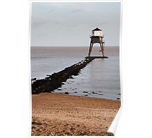 Dovercourt Lighthouse Poster