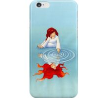 Listen - being your own best friend iPhone Case/Skin