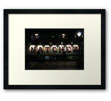 Natchez Framed Print