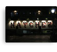 Natchez Canvas Print