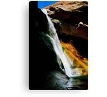 Lower Calf Creek Falls, UT Canvas Print