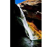 Lower Calf Creek Falls, UT Photographic Print