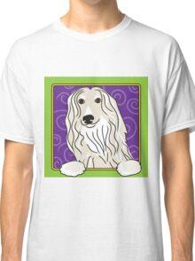 Afghan Cartoon Classic T-Shirt