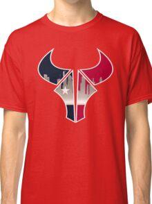 Texas Logo for black shirt Classic T-Shirt