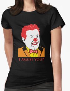 Clown Joey Womens Fitted T-Shirt