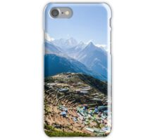 Nepal iPhone Case/Skin