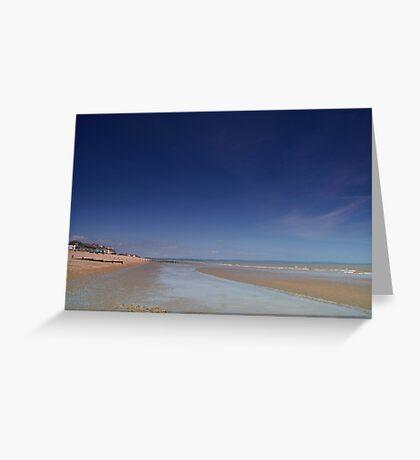 Blue Sky Thinking Greeting Card