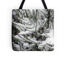 Fantasy Snowfall Tote Bag