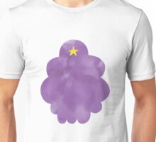 Adventure Time Watercolour Lumpy Space Princess Unisex T-Shirt
