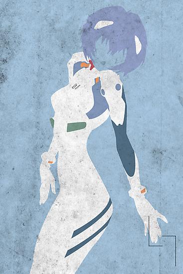 Rei by jehuty23