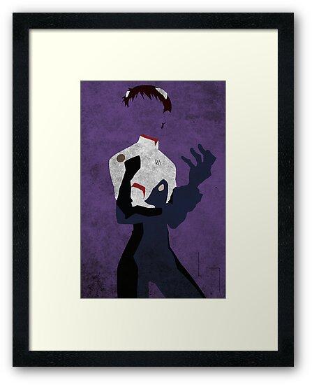 Shinji by jehuty23