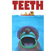 TEETH Photographic Print