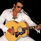    ELVIS IMPERSONATOR    by  Bonita Lalonde