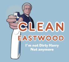 Clean Harry Baby Tee
