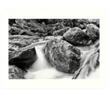 earth and water Art Print