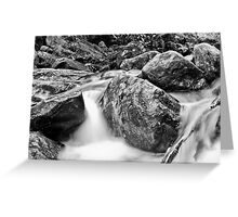 earth and water Greeting Card