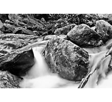earth and water Photographic Print