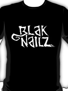 Blak Nailz Logo Tee T-Shirt