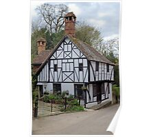 There was a crooked house..... Poster
