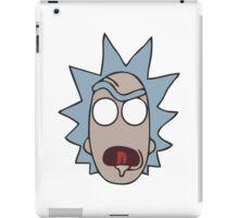 face rick iPad Case/Skin