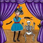 The Puppeteer and her Marionette by Ryan Conners
