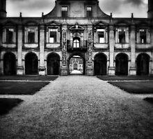 Kirby Hall by Nikki Smith