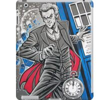 "The Twelfth Doctor (""All Thirteen!"") iPad Case/Skin"