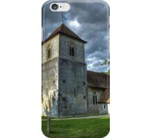 Evensong,The Church Of St Mary The Virgin, Winchfield iPhone Case/Skin