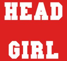 Head Girl (Large White) by supalurve