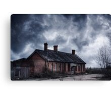 Desolation Station II Canvas Print