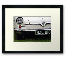 In retrospective...3---Tipperary Vintage Rally Framed Print