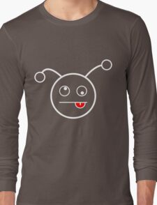 mad face (outline) T-Shirt