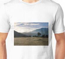 New Zealand Countryside Unisex T-Shirt