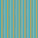 Complementary Stripes by scarlethue