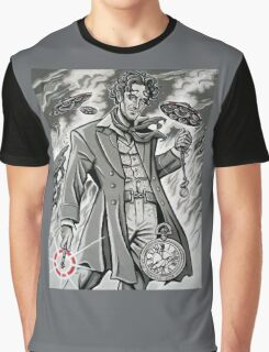 Time War Eighth Doctor Graphic T-Shirt