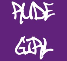 Rude Girl (White) by supalurve
