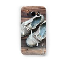 Nail your shoes to the cabin wall Samsung Galaxy Case/Skin