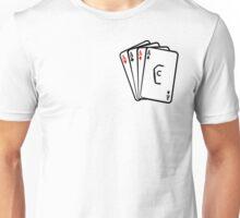 Coffin Squad Aces Unisex T-Shirt