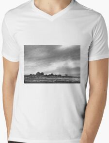 Australian Countryside Mens V-Neck T-Shirt
